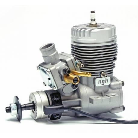 Pichler Motore NGH GT-9 a Benzina 2T con Accensione e Marmitta (art. C9619)