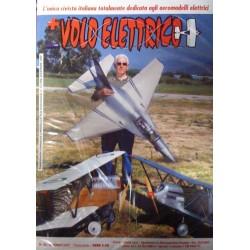 Volo Elettrico Rivista di modellismo N°28 Inverno 2009
