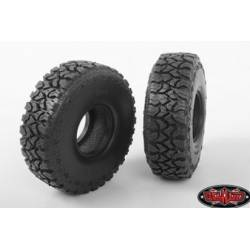 "RC4WD Coppia gomme Attitude 1.9"" M/T Scale Tires X2 SS Compound (art. RC4WD-Z-T0149)"