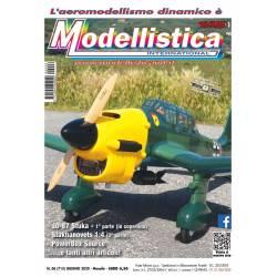 Modellistica Rivista di modellismo n°06 Giugno 2020