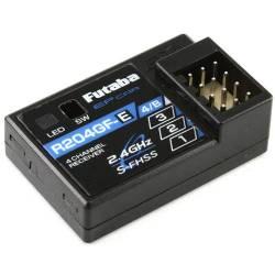Futaba Ricevente 4 Canali R204GF-E antenna integrata 2,4GHz FHSS 4,8-7,4V (art. FU109E)