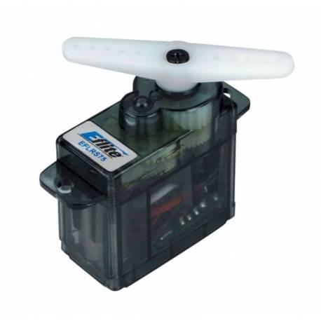 E-flite Servocomando Analogico S75 Sub Micro 7,5g (art. EFLRS75)