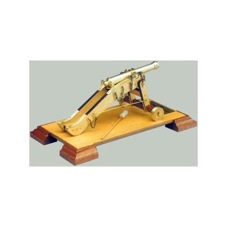 Mantua Model La Vallette cannone Piemontese sec.XVIII (art. 809)