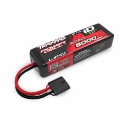 Traxxas Batteria Li-po 11,1V 5000mAh 25C CORTA con connettore Traxxas ID (art. TXX2832X)
