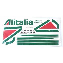 Mantua Model Set decal Alitalia per Siai Marchetti SF260 (art. 10387)