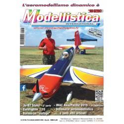 Modellistica Rivista di modellismo n°7/8 Luglio / Agosto 2020