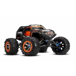 Traxxas Automodello elettrico Summit 4WD RTR 2,4GHz Monster Truck colore Orange (art. TXX56076-4)