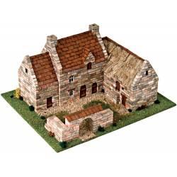Cuit Casa in Normandia Scala HO dimensioni 15x18x11 kit di montaggio (art. CU3527)
