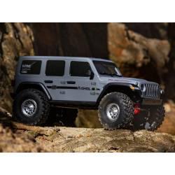 Axial SCX10 III Jeep JLU Wrangler 1/10 Grigio versione RTR senza batterie (art. AXI03003T1)