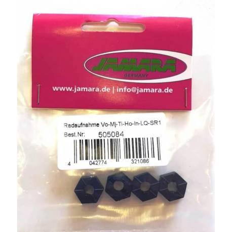 Jamara Set trascinatori da 12mm per Voltage / Major 4 pezzi (art. 505084)