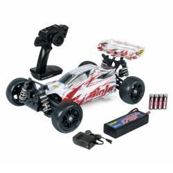 Carson Ninja Trazione 4WD Scala 1/10 2,4GHz 100% RTR e con LED (art. 500404170)