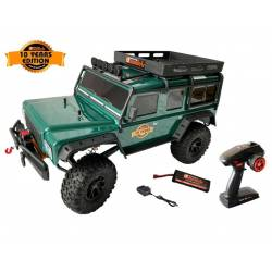 Fantasyland Automodello Crawler DF-4J 10 Years Edition Racing colore Green (art. DF3100)