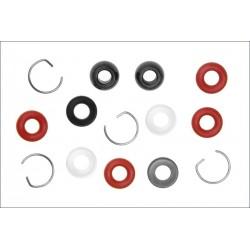 Kyosho Set O-Ring per ammortizzatori (art. IFW140-05)