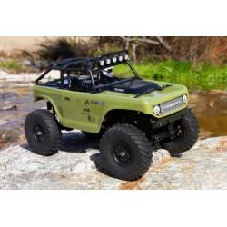 Axial SCX24 Deadbolt Rock Crawler 1/24 4WD RTR Verde (art. AXI90081T2)