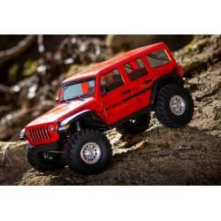 Axial SCX10 III Jeep JLU Wrangler 1/10 Arancione versione RTR senza batterie (art. AXI03003T2)