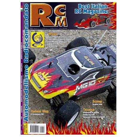 RCM Rivista di modellismo Gennaio 2010 Numero 218