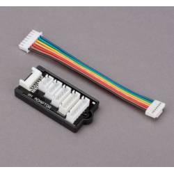 Dynamite Piastra bilanciatore per Li-Po connettore PCB XH (RCS / GP) per 2S-6S (art. DYN5032)