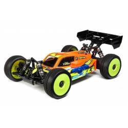 Team Losi Automodello 1/8 8IGHT-XE ELITE 4WD Electric Buggy Race Kit (art. TLR04011)