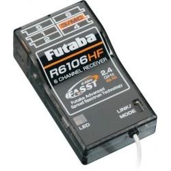Futaba Ricevente 6 Canali FP R6106HF 2,4GHz (art. F0999)