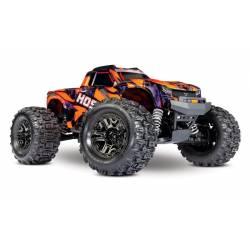 Traxxas Automodello HOSS Monster Truck 4WD 1/10 Brushless VXL-3S TSM ORANGE (art. TXX90076-4-ORNG)