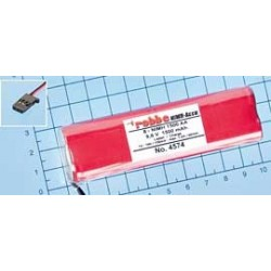 Robbe Batteria Tx 9,6V 1500mAh Ni-mh 7CP/9CP/10 (art. 4574)