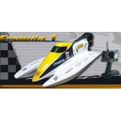 Italtrading Catamarano elettrico F1 Racer MK2 Fuoribordo (BMD001