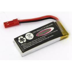 Jamara Batteria Li-Po 1S 3,7V 350mAh per Q-Drohne (art. 038061)