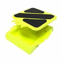 Kyosho Supporto manutenzione automodelli AMR colore giallo (art. AMR-014KY)