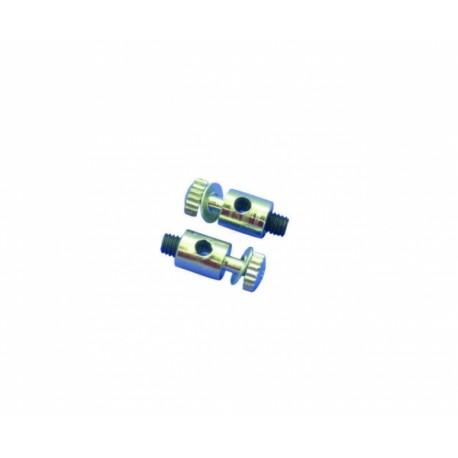 Jamara Fermo di bloccaggio tiranteria diam 2,1mm (art. 170044)