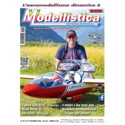 Modellistica Rivista di modellismo n°9 Settembre 2020