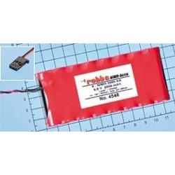 Robbe Batteria trasmittente 9,6V 8NiMH 2000 piatta (art. 4548)
