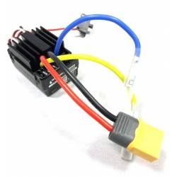 EZpower Regolatore ESC 40 Ampere Waterproof 2-3S Lipo connettore XT60 (art. EZRL2264/XT60)