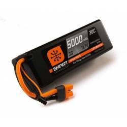 Spektrum Batteria Li-Po 3S 11,1V 5000mAh 30C Smart Hardcase con IC5 (art. SPMX50003S30H5)