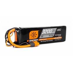 Spektrum Batteria Li-Po 3S 11,1V 3200mAh 30C Smart connettore IC3 (art. SPMX32003S30)