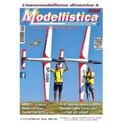 Modellistica Rivista di modellismo n°10 Ottobre 2020