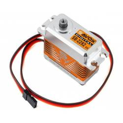 Savox Servocomando SB-2282SG Monster Torque Brushless High Voltage (art. SAXSB-2282SG)