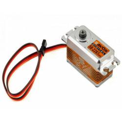 Savox Servocomando SB-2283MG High Speed Brushless Steel Gear Tail Servo High Voltage 7,4V 10Kg (art. SAXSB-2283MG)