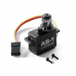 Axial Micro servocomando AS-1 con salvaservo e viti per modelli SCX24 (art. AXI31619)