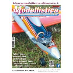 Modellistica Rivista di modellismo n°11 Novembre 2020