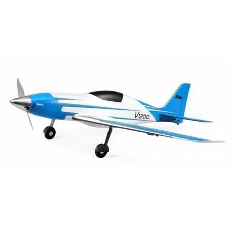 E-Flite Aeromodello V1200 1.2m versione BNF Basic con Smart Technology (art. EFL12350)
