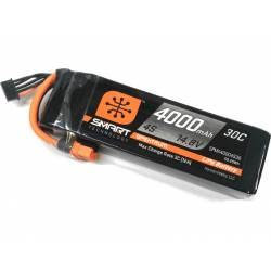 Spektrum Batteria Li-Po 4S 14,8V 4000mAh 30C Smart connettore IC3 (art. SPMX40004S30)