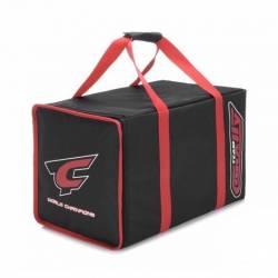 Team Corally Borsa Carrying Bag con 2 cassetti in plastica corrugata 540x335x325mm (art. COR90240)