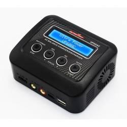 Italtrading Carica batteria ULTRA UP60AC 60W per Lipo, LiFe, LiIon, LiHV, NiMh, NiCd (art. ULTRA-UP60AC)