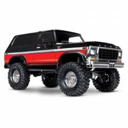 Traxxas Automodello TRX-4 Ford Bronco Scale & Trail Crawler RED (art. TXX82046-4-RED)