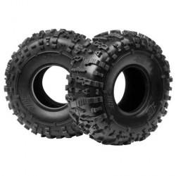 Hot Bodies Coppia gomme Rover Soft da Rock Crawler (art HB67772)