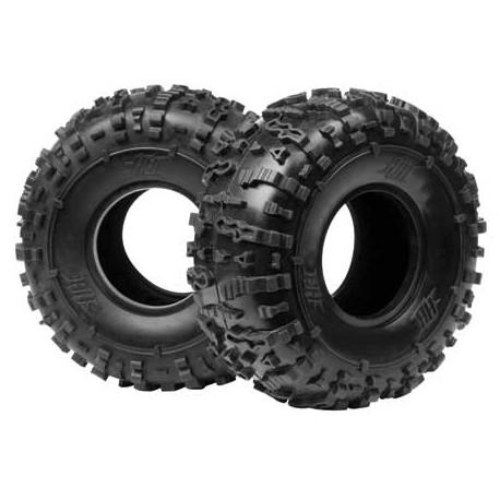 "Hot Bodies Coppia gomme 2.2"" Rover Soft da Rock Crawler (art. HB67772)"
