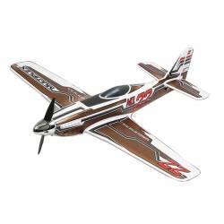 Multiplex Aeromodello elettrico FunRacer RR Bronze Edition pronto per la RX (art. MP101810)