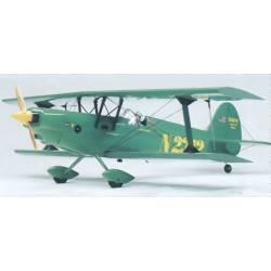 Aviomodelli Biplano Bipe Special Mk3 in kit di montaggio da costruire (art. 70080)