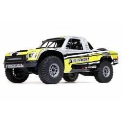 Team Losi Super Baja Rey 2.0 4WD 1/6 Brushless Desert Truck RTR Gialla (art. LOS05021T1)