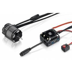 Hobbywing Combo XERUN AXE540 2300kV FOC Combo Brushless Scaler Crawler (art. HW38020253)